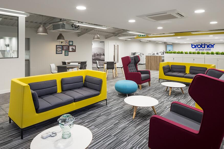 How an Office Redesign can Improve Workplace Efficiency