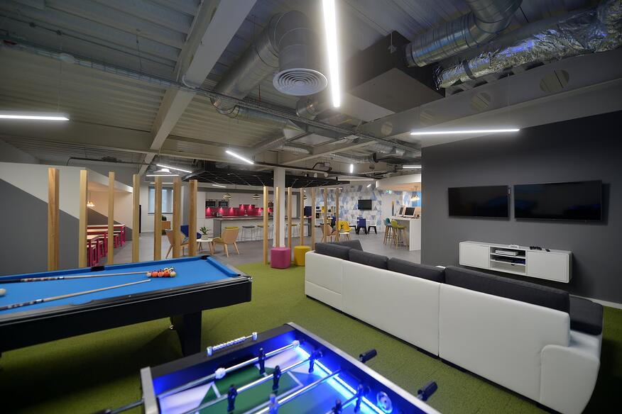 How an Office Redesign Can Invigorate your Team
