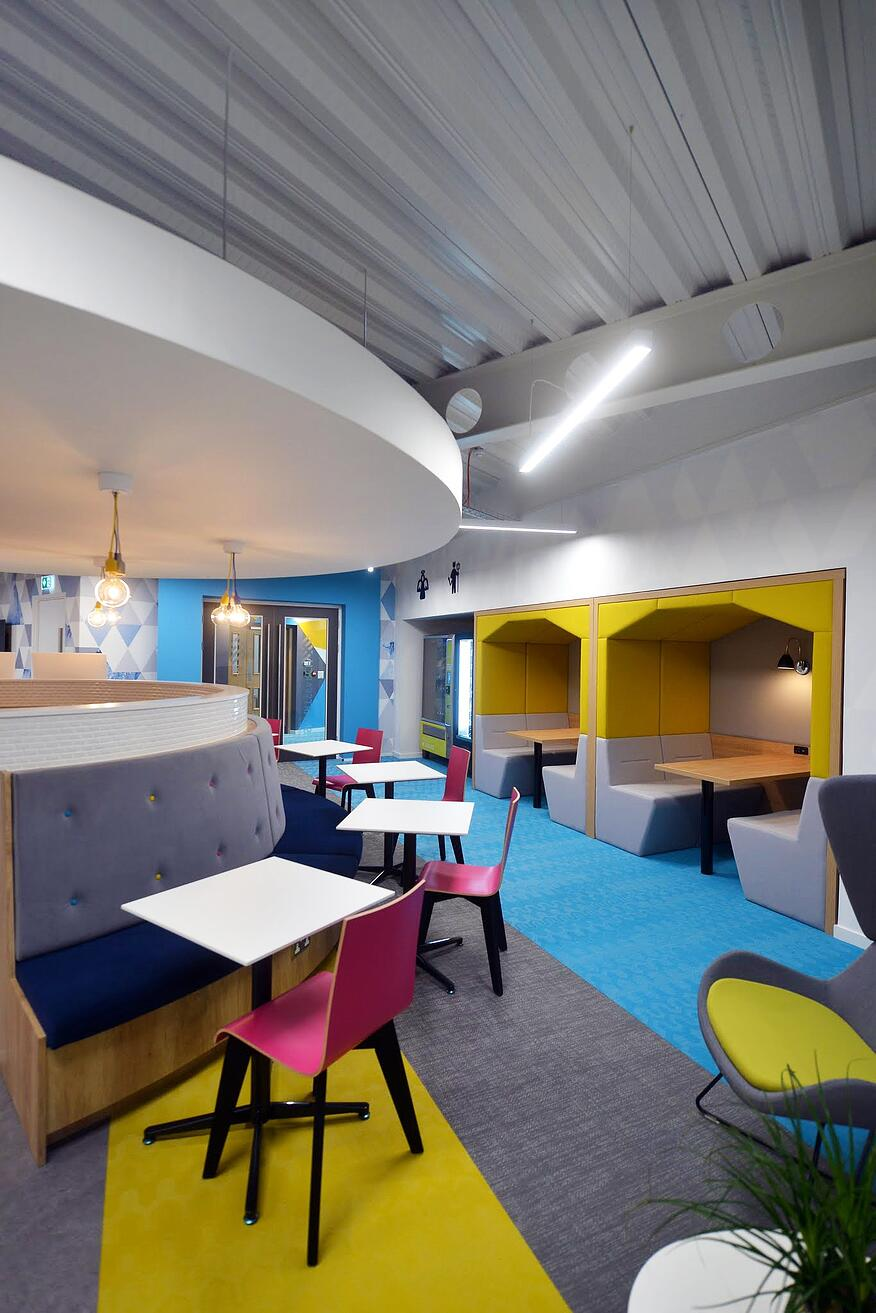 Top 5 Tips for Your Office Interior Design