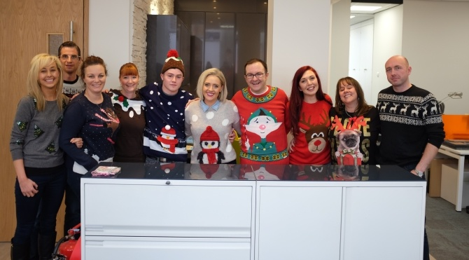 Opus 4 Christmas Jumper Day