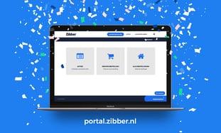Groot nieuws: Een nieuw online bestelsysteem.