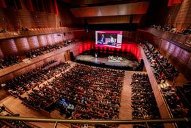 Zibber bezoekt de 20ste editie van het CIB Vastgoedcongres.