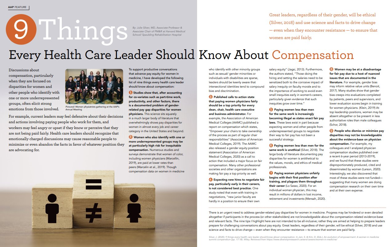 Saturday Morning Rounds October 17th, 2020 - 9 things every health care leader should know about compensation