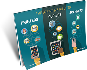 The Definitive Guide To: Printers, Copiers & Scanners