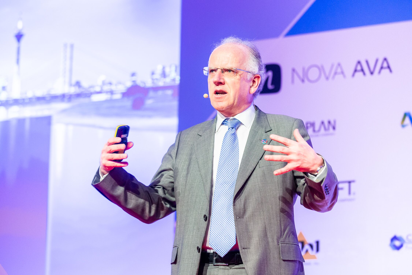 2. Richard Petrie, Chief Executive, buildingSMART International