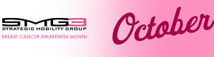 Breast Cancer Awareness Month blog banner