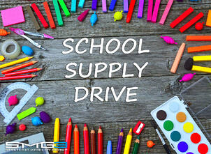 School Supply Drive Blog Pic
