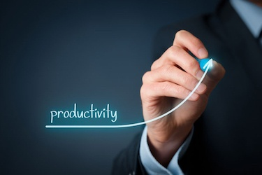 Struggling with your productivity at work?
