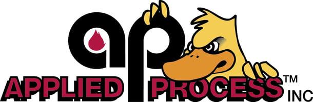 Applied Process logo w duck TM