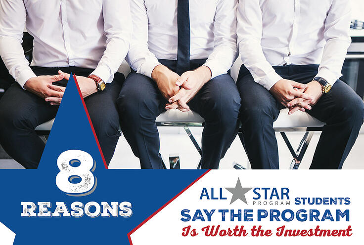 8 Reasons All-Star Program Students Say the Program Is Worth the Investment
