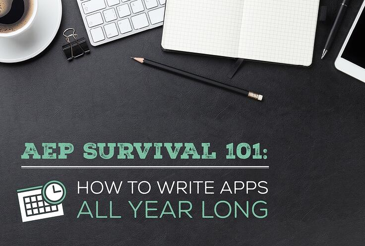 NH-AEP-Survival-101-How-to-Write-Apps-All-Year-Long