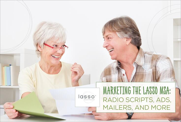 Marketing the Lasso MSA: Billboards, Radio Scripts, Mailers, & More