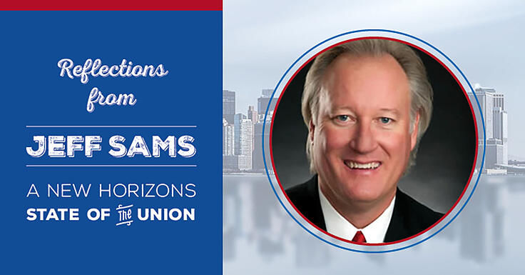Reflections From Jeff Sams: A 2020 New Horizons State of the Union