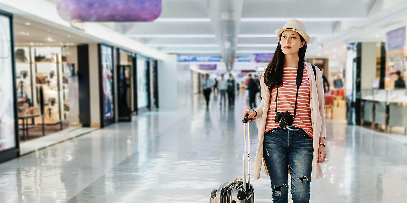 The 4 top trends influencing the travel retail industry
