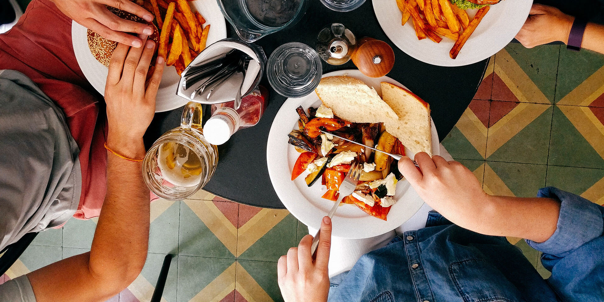 Attract millennial diners with the right technology