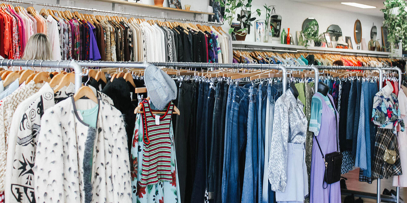 Charity stores: understand your customers to build brand awareness and loyalty