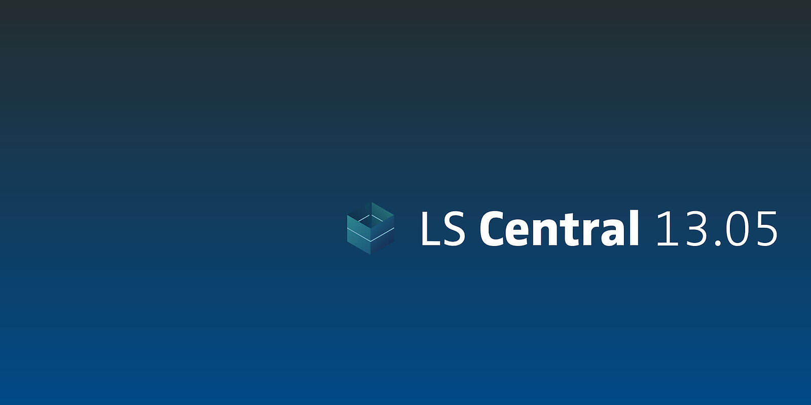 LS Central 13.05: source items from vendors, optimize your sales forecasts, price activities dynamically
