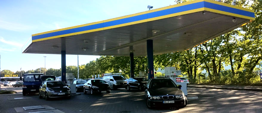 LS Retail and CODAB unveil the world's first gas station controlled entirely through the cloud