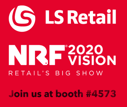 Try out our software solutions at NRF's Big Show
