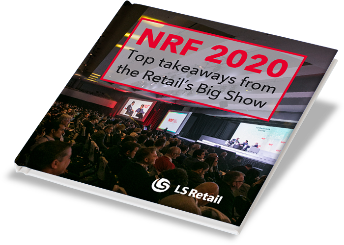 The future of retail and hospitality: free report from NRF 2020