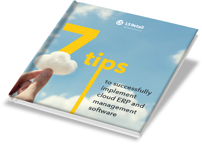 Implementing your new cloud-based ERP doesn't have to be a nightmare