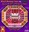 Bright Side of The Sun: Suns vs. Celtics Meetup