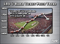 Alabama-LSU Ticket Prices Driving Lots of Chatter Across the Web