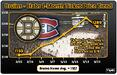 Bruins-Habs Rematch: One-Month Ticket Price Trend