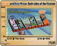Knicks and Nets Prices: Both Sides of the Hudson