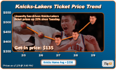Linsanity Drives Knicks-Lakers Tickets Up 26% Since Tuesday