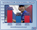 Texas Sized Premiums for Rangers World Series Games