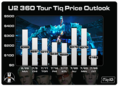 U2 360 Tiq View Around the Country