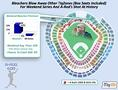 To sit with Vinny (Section 203) or a chance at 600 (Section 235)? TicketIQ is here to help you decide.