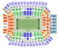 Lucas Oil Stadium Seating Chart + Section, Row and Seat Number Info
