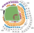 Marlins Ballpark Seating Chart + Rows, Seats and Club Seats