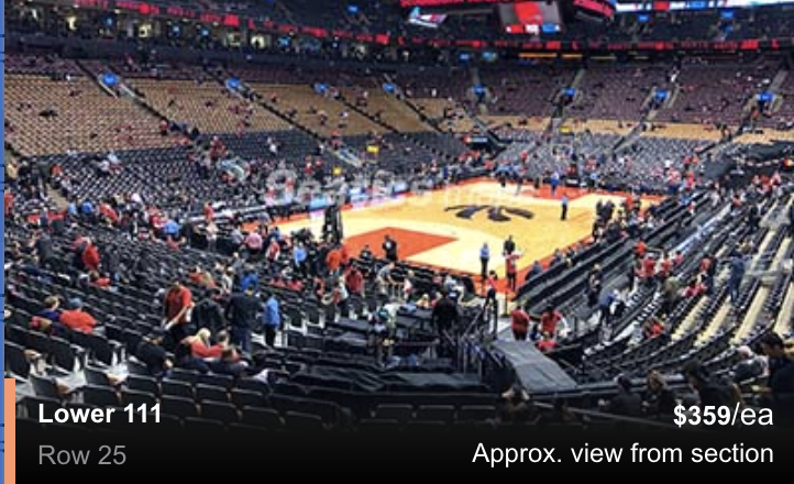Here's How To Get Cheapest 2019 Toronto Raptors Playoff Tickets AtScotiabank Arena