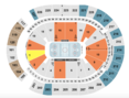 T - Mobile Arena Seating Chart + Section, Row & Seat Number Info