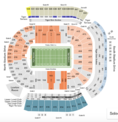 LSU Tiger Stadium Seating Chart + Seat, Row, Club Info