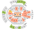 Chase Center Seating Chart + Rows, Seat Numbers and Club Seats Info - Warriors and Concerts