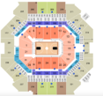 Barclays Center Seating Chart + Rows, Seat Numbers and Club Seats
