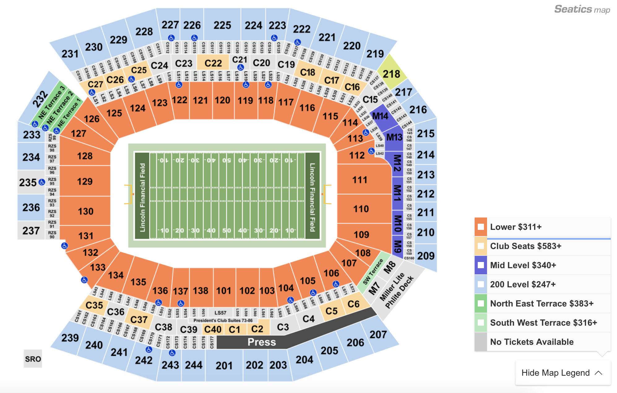 How To Find The Cheapest Eagles Playoff Tickets + Face Value Options