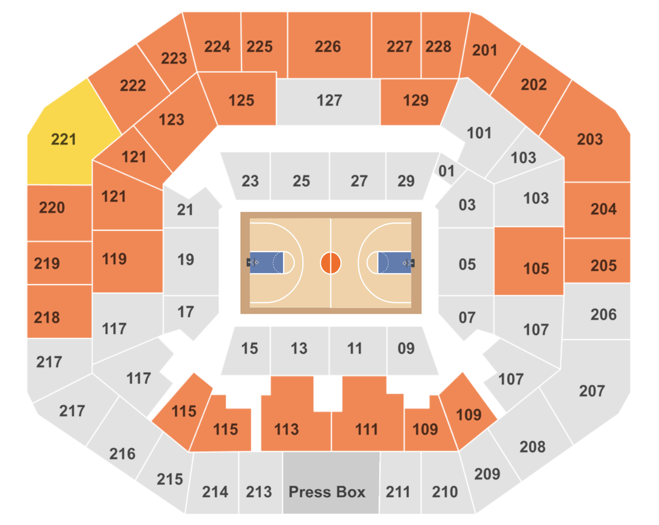 Where to Find The Cheapest Florida vs. LSU Basketball Tickets
