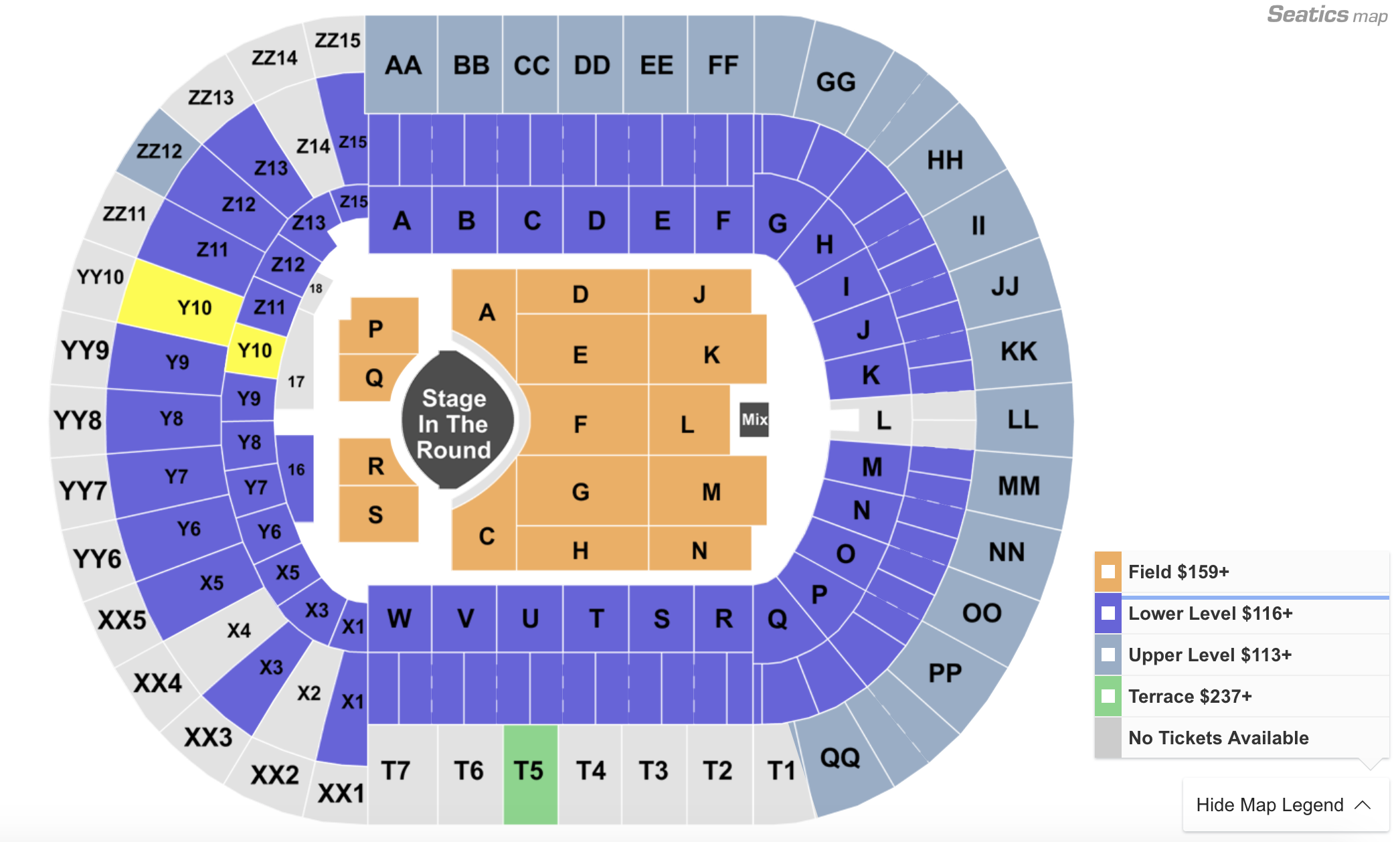 How To Get Cheap Garth Brooks Tickets + Face Value Options & Onsale News