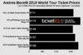 How To Find The Cheapest Andrea Bocelli Tickets + Face Value Options