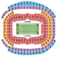 Allegiant Stadium Seating Chart + Rows, Seats and Club Seats