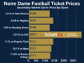 How To Find Cheap Notre Dame Football Tickets + Face Value Options