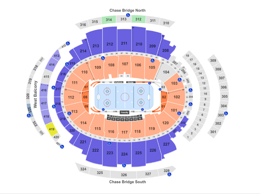 Where to Find The Cheapest Capitals vs. Rangers Tickets