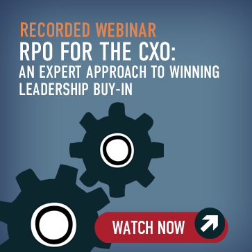 RPO for the CXO