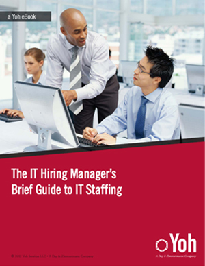 Hiring IT Managers Guide ebook