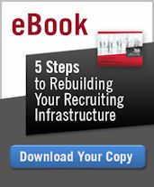 Five Steps Rebuilding Recruiting Infrastructure